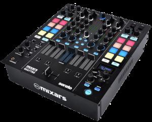 Mixars Quattro Mixer For Serato
