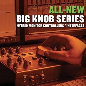 All New Mackie Big Knob