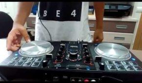 13 YEARS OLD DJ EPIC IMPROVISED MIX   HERCULES UNIVERSAL DJ