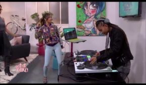 At 14, DJ Young 1 One of the Hottest DJ's in Los Angeles | Get It, Girl