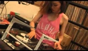 DJ Sara - Scratch Practice - 2015