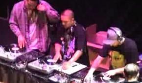 DJ's Mike Boo, D-Styles and Teeko DMC 07 Showcase