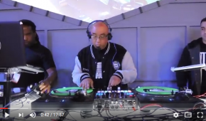Beat Junkies at Namm 2016