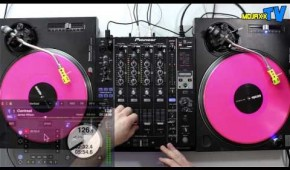 Pioneer DJM-900 SRT Serato DJ Mixer Demo & Walkthrough DJM-900SRT