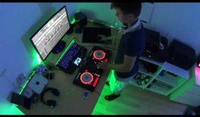DJ Mashup by 13 year old DJ David