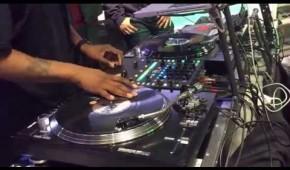 DJ Scratch - Serato DJ 1.8 Guitar Center Workshop 11-5-15, Times Square