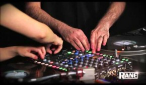 Urban Assault (aka Faust and Shortee) rock the Rane Sixty-Four with Serato DJ